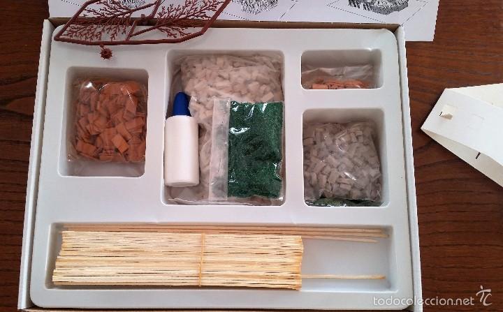 Maqueta miniatura mini chalet cuit comprar maquetas a escala de construcciones en - Maquetas de chalets ...