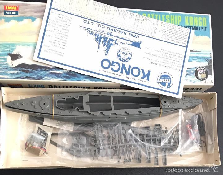 Maquetas: maqueta modelismo barco motorizado imai heavy cruiser chokai - Foto 2 - 56693995