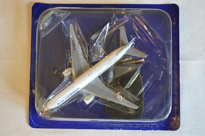 Maquetas: Boeing 777-200 Air France. Top air collection. RBA. romanjuguetesymas. - Foto 1 - 100988190