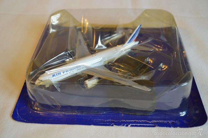 Maquetas: Boeing 777-200 Air France. Top air collection. RBA. romanjuguetesymas. - Foto 3 - 100988190