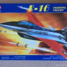 Maquetas: MAQUETA AVIÓN F-16 FIGHTING FALCÓN 1:48. Lote 56697384