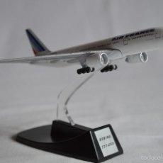 Maquetas: BOEING 777-200 AIR FRANCE. TOP AIR COLLECTION. RBA. ROMANJUGUETESYMAS.. Lote 56847861