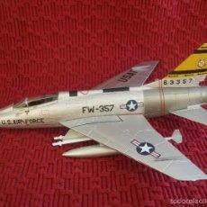 Maquetas: MAQUETA DEL NORTH AMERICAN F-1000 SUPER SABRE ESCALA 1:72 SIN USO EN SU CAJA .. Lote 56875229