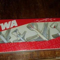 Maquetas: AVIONES TWA. Lote 57033009