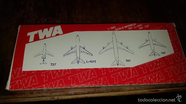 Maquetas: Aviones twa - Foto 2 - 57033009