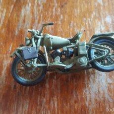 Maquetas: MOTO AMERICANA WWII SEGUNDA GUERRA MUNDIAL. Lote 57188109