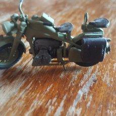 Maquetas: MOTO AMERICANA WWII SEGUNDA GUERRA MUNDIAL. Lote 57188162