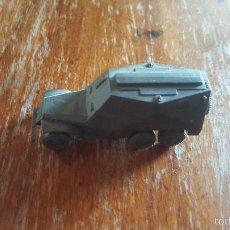 Maquetas: BTR-152 BLINDADO TANQUE TRANSPORTE MILITAR DE TROPAS RUSO. Lote 57190698