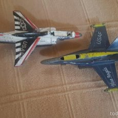 Maquetas: AVIONES USAF METALICOS. Lote 57206197