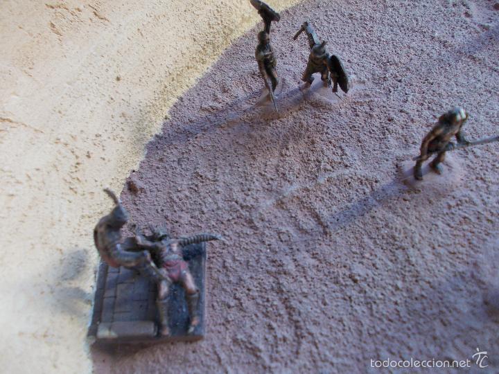 Maquetas: Maqueta 50x35 Circo romano escala 1/72 - Foto 4 - 57505337