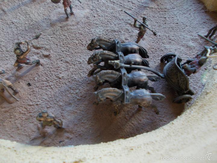 Maquetas: Maqueta 50x35 Circo romano escala 1/72 - Foto 5 - 57505337