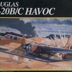 Maquetas: AMT - DOUGLAS A 20B/C HAVOC 1/48 8644. Lote 57672818