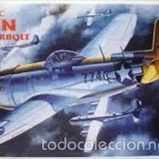Maquetas: ACADEMY - REPUBLIC P-47N THUNDERBLOT 1/48 2155. Lote 57694656