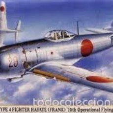 Maquetas: HASEGAWA - NAKAJIMA KI-84 TYPE 4 FIGHTER HAYATE FRANK 1/48 09416. Lote 57715913