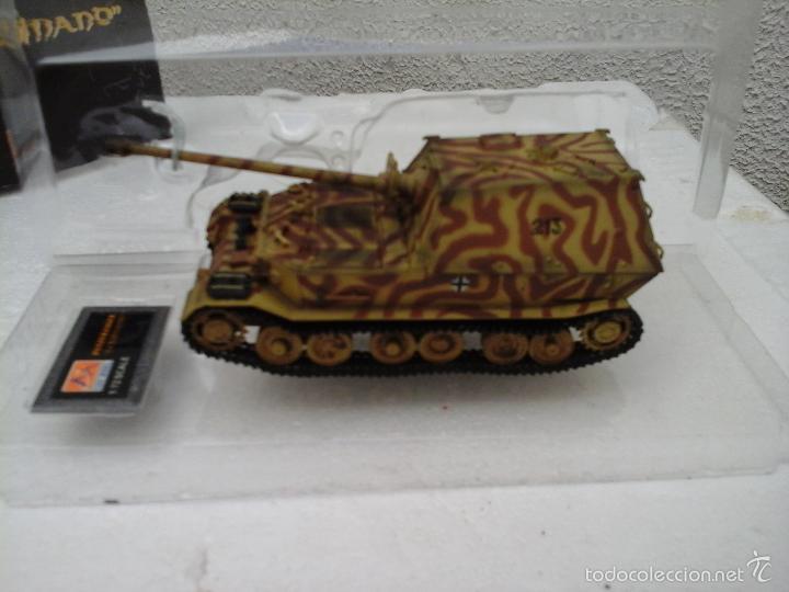 -PANZERJAGER FERDINAND ELEFANT 635 RD PANZERJAGER ABT KURSK 1943--1/72-EASY MODEL-WWII GROUN ARMOR (Juguetes - Modelismo y Radiocontrol - Maquetas - Militar)