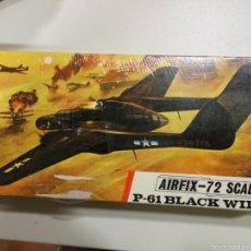 Maquetas: P-61 BLACK WIDOW AIRFIX-72 SCALE. SIN ABRIR.. Lote 58005567