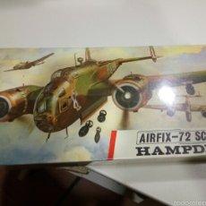 Maquetas: HAMPDEN AIRFIX-72 SCALE. SIN ABRIR.. Lote 58005790
