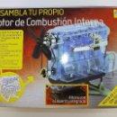 Maquetas: MAQUETA DE MOTOR 4 CILINDROS HAYNES. Lote 109361696