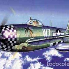 Maquetas: MAQUETA DEL CAZABOMBARDERO REPUBLIC P-47D THUNDERBOLT (EILEEN) DE ACADEMY A 1/72. Lote 58374523