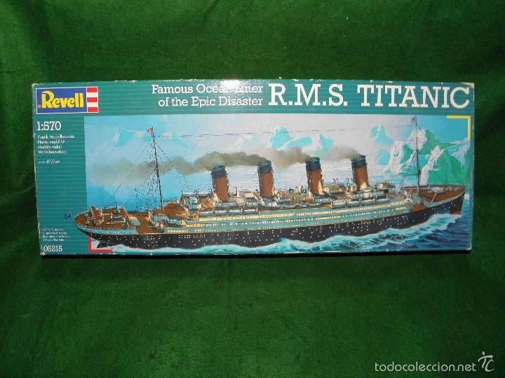 MAQUETA TITANIC DE REVELL 1:570 (Juguetes - Modelismo y Radiocontrol - Maquetas - Barcos)