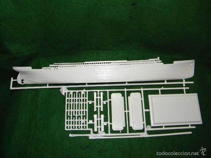 Maquetas: MAQUETA TITANIC DE REVELL 1:570 - Foto 5 - 190145528