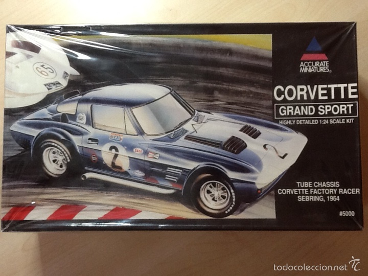 Maquetas: Corvette Grand Sport 1964 Accurate Miniatures - Foto 1 - 58651786