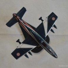 Maquetas: MB-339 FRECCE TICOLORI. 1/100. ITALERI. ROMANJUGUETESYMAS.. Lote 59132220