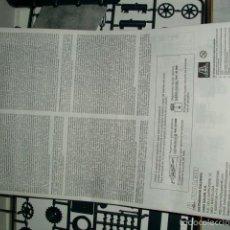 Maquetas: MAQUETA DEL CARRO DEL COMBATE PZKPFW IV, CON CAÑÓN DE CAÑA LARGA - ESCALA 1:35 - ITALERI Nº 217. Lote 59210510