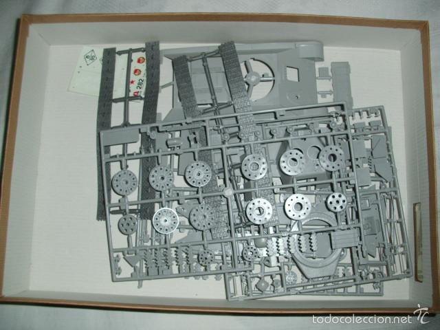Maquetas: MAQUETA CARRO DE COMBATE SOVIÉTICO T 34/76 DE 1943 . ESCALA 1:35 - ITALERI Nº 282 - Foto 3 - 59417495