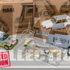 Maquetas: MAXICOLLECTION KIT RESINA - RENAULT 5 MAXI TURBO - 1/24 - GARD - EDICIÓN LIMITADA Y NUMERADA. Lote 60739079