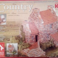 Maquetas: KIT DE CONSTRUCCION-SERIE COUNTRY SIDE COUNTRY 3 REF.40043 A ESTRENAR. Lote 140033645