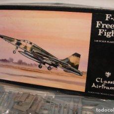 Maquetas: MAQUETA AVIÓN F-5 FREEDOM FIGHTER 1:48 CLASSIC AIRFRAMES,NUEVO. Lote 62216860