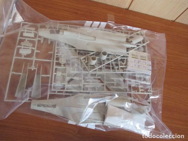 Maquetas: MAQUETA DE REVELL ESCALA 1/72. MODELO MIG-29 FULCRUM ¿¿1/72 ??? - Foto 3 - 62237436