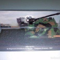 Maquetas: AMX AU F-1 - COLECCION BLINDADOS DE COMBATE - Nº 2 - ALTAYA. Lote 63078736