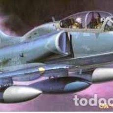 Maquetas: MAQUETA DEL CAZA EMBARCADO MCDONNELL DOUGLAS OA-4M SKYHAWK DE HASEGAWA A 1/72. Lote 63371172