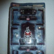 Maquetas: MAQUETA COCHE HOT ROD CARSON REQUIRES XMODS 1967 PONTIAC FIREBIRD STARTER KIT. Lote 64112495
