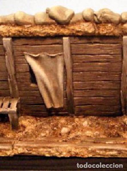 HISTOREX NEMROD 030 TRINCHERA CON ALMACEN WW1 1/35 KIT DE RESINA (Juguetes - Modelismo y Radiocontrol - Maquetas - Construcciones)