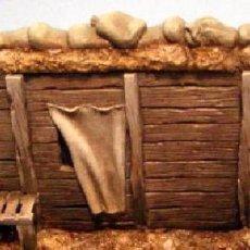 Maquetas: HISTOREX NEMROD 030 TRINCHERA CON ALMACEN WW1 1/35 KIT DE RESINA. Lote 64824839