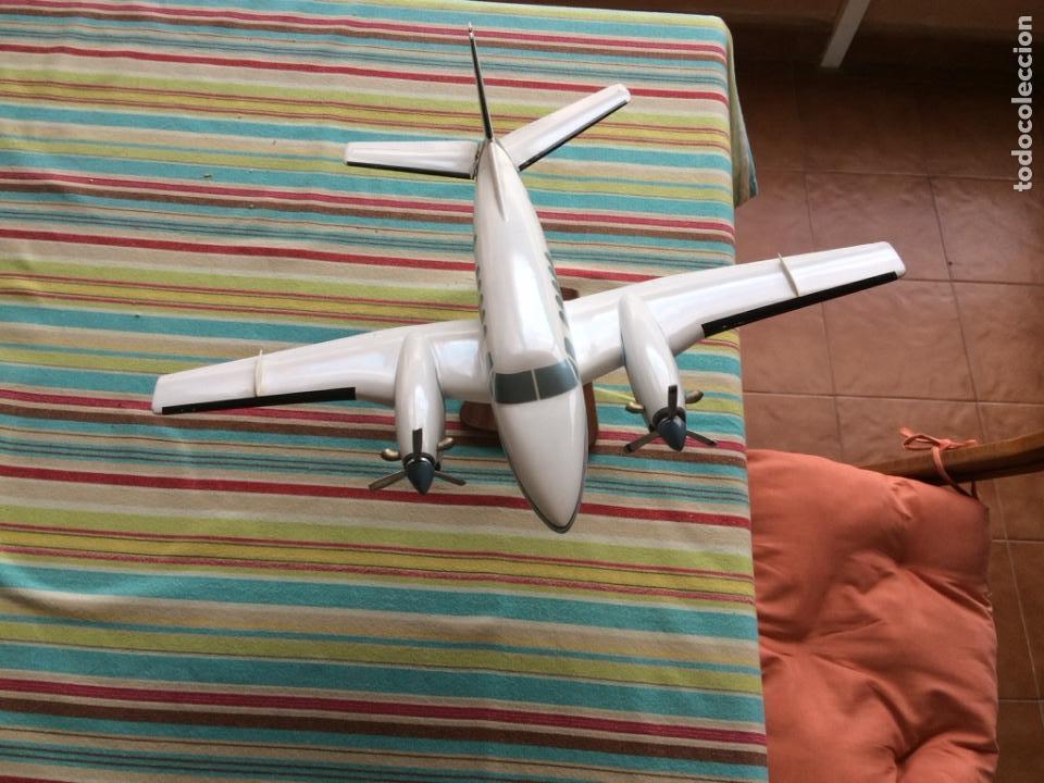 MAQUETA MADERA C-90 (Juguetes - Modelismo y Radio Control - Maquetas - Aviones y Helicópteros)