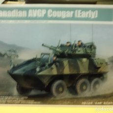 Maquetas: CANADIAN AVGP COUGAR (EARLY),1/35 TRUMPETER. Lote 68476673