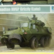 Maquetas: CANADIAN AVGP GRIZZLY (LATE),1/35 TRUMPETER. Lote 68476921