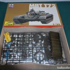 Maquetas: ESCI - MBT T 72 REF 5019 1/35. Lote 68704409