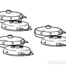 Maquetas: CMK B35082 GERMAN ANTI-TANK MINES 8 PCS 4XT.MI.PILZ 43 & 4XT.MI.35 1/35. Lote 68916821