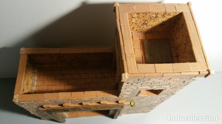 Maquetas: Edificio para Pesebre o Belén. Navidad - Foto 2 - 69456041