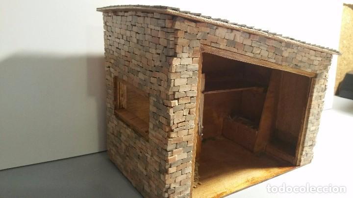 Maquetas: Edificio para Pesebre o Belén. Navidad - Foto 4 - 69456945