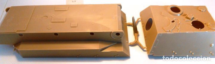 Maquetas: Maqueta del Tanque Tiger P Elefant Tank-Hunter a escala 1:35.Revell,Kit nº 211.Ferninand.SD-Kfz 184s - Foto 4 - 70993061