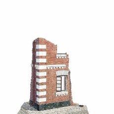 Maquetas: WWII BASE CALLE ADOQUINADA EDIFICIO RUINAS MINIART DIORAMA 1/35 BUILDING RUINS. Lote 71238063