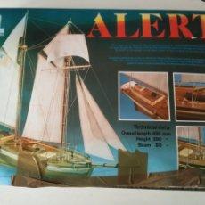 ARTESANIA LATINA Modelo ALERT . Ref.20004 BARCO