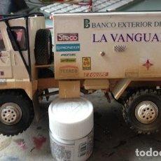 Maquetas: PEGASO PARÍS-DAKAR C. DEL VAL PATROCINADO POR DIARIO LA VANGUARDIA. Lote 72294343