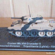 Maquetas: ALTAYA: CARROS DE COMBATE: MAQUETA CRUISER MK-VIA CRUSADER II (1/72). Lote 222376342